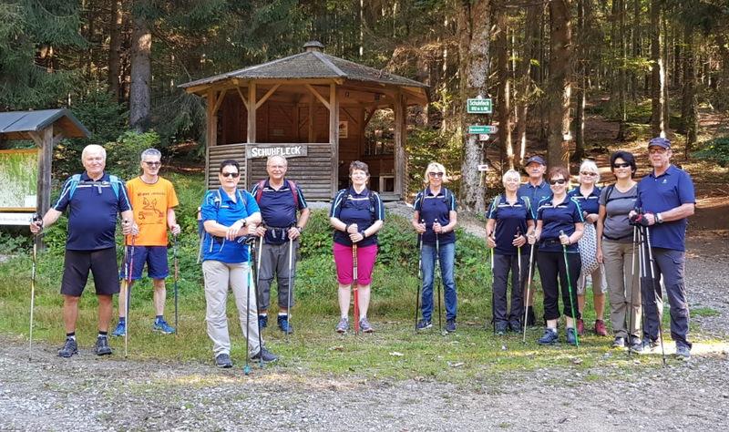 Nordic Walking_Bayerischer Wald_1