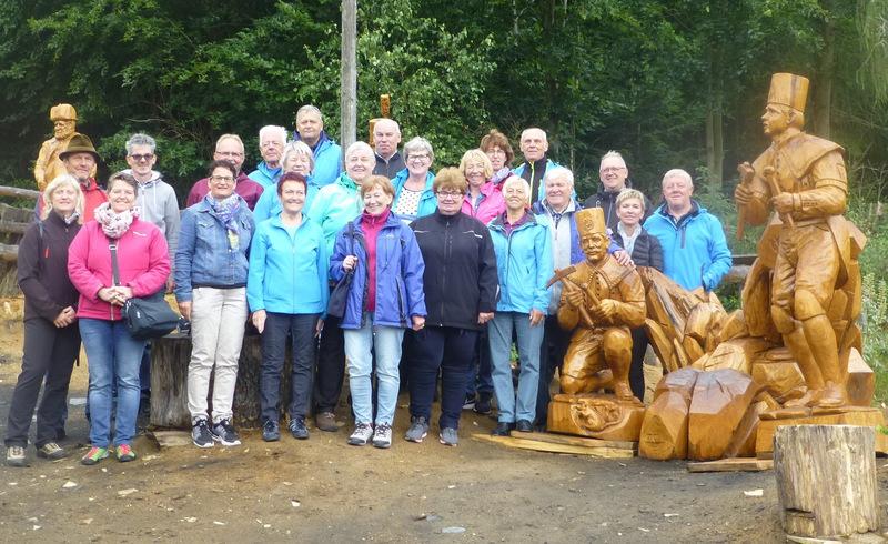 Nordic Walking_Impressionen_Besuch Erzgebirge
