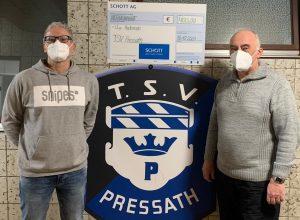 SCHOTT unterstützt Ehrenamt bei TSV Pressath