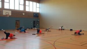 Read more about the article Trainingsauftakt in der Abteilung Fitness