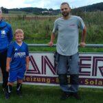 Freude beim Fußballnachwuchs des TSV Pressath