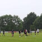 Beim TSV Pressath ist wieder Leben auf den Fußballplätzen