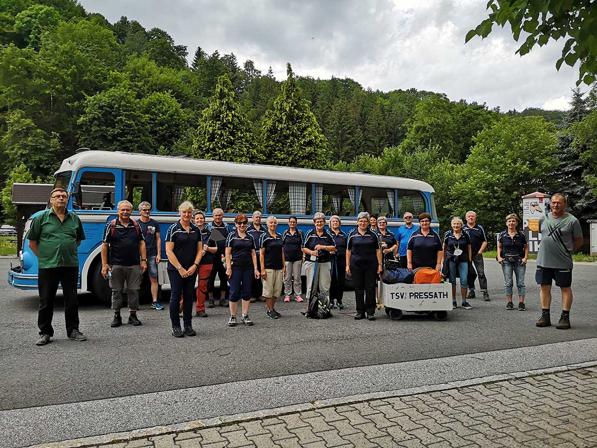 Read more about the article Wunderbarer Freundschaftsbesuch im Erzgebirge