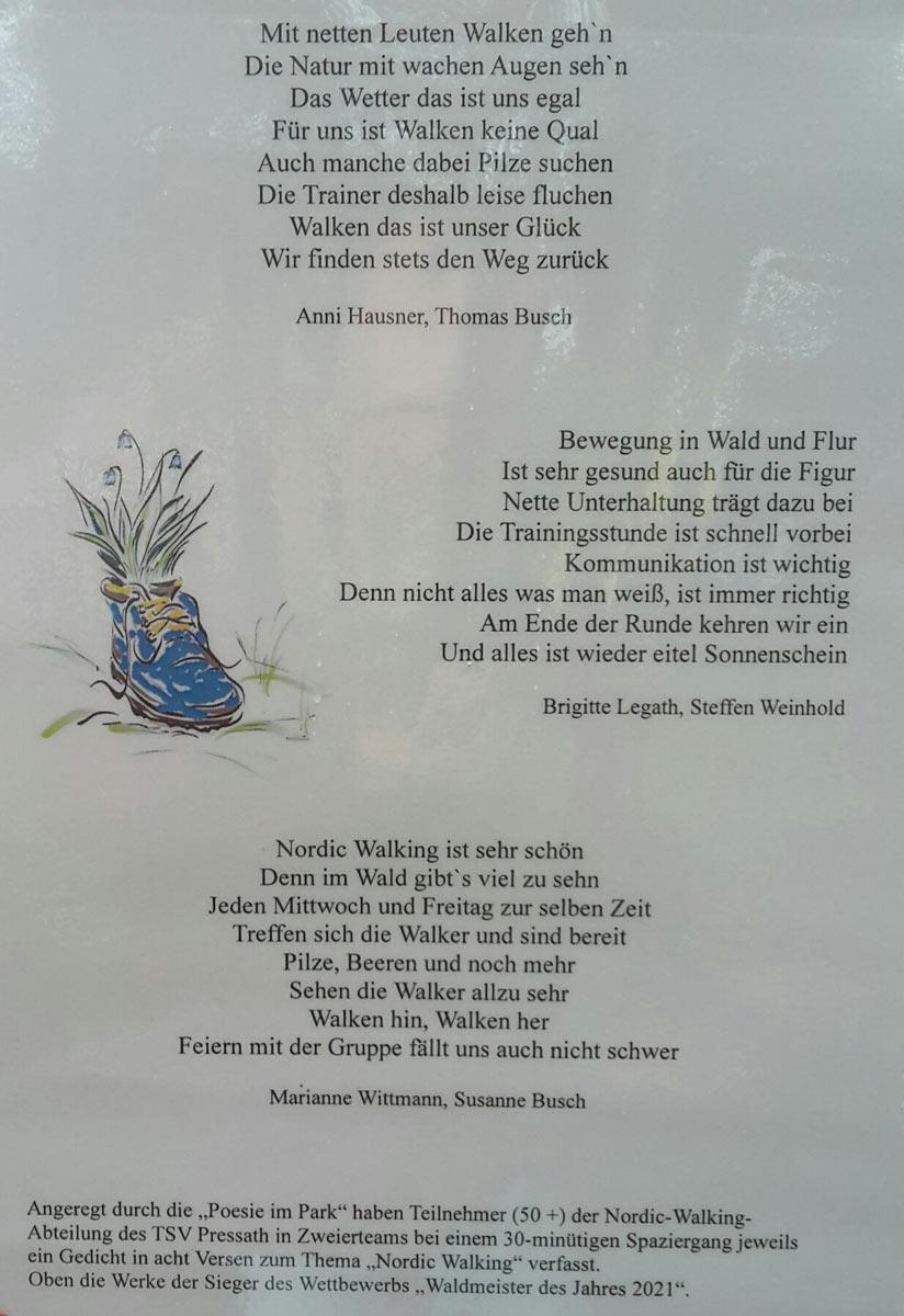 """Read more about the article Nordic Walking ist gesund für Körper und """"GEIST"""""""