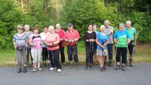 Read more about the article Nordic Walking macht einfach Spaß und ist gesund